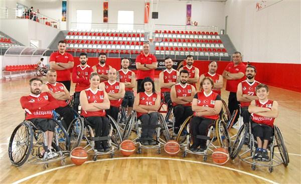 Gazişehir'in Dört Oyuncusu A Milli Takımda