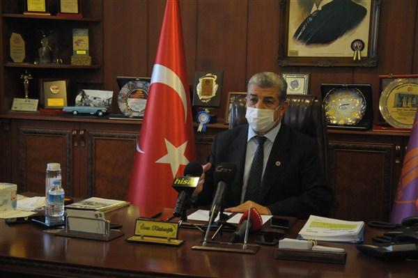 """Küsbeoğlu: """"Mahalle Esnafına Özel Açılma Olsun"""""""