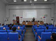Firmalara, Gaziantep Model Fabrika'nın Çalışmalaraı Anlatıldı
