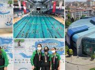 Alleben, Paletli  Yüzme Şampiyonasına Ev Sahipliği Yaptı