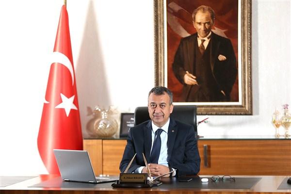 GAİB Başkanı Kileci'den 8 Mart Mesajı