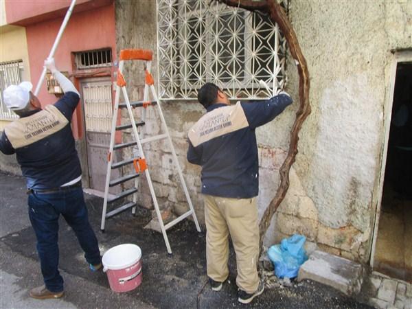 Görme Engelli Çelik'in Evi Yenilendi