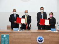 GSO ile KMTSO Arasında Protokol İmzalandı