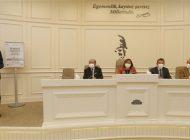 Kurtuluşun 100. Yılında Yapılacak Anıt Yarışması İçin Görüş Toplantısı Düzenlendi