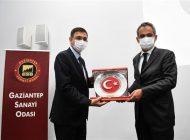 Milli Eğitim Bakan Yardımcısı Mahmut Özer GSO-MEM'i Ziyaret Etti
