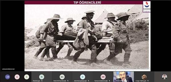 Çanakkale Savaşlarında Sağlık Hizmetleri