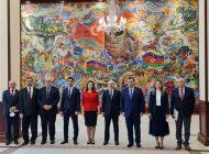 Milletvekili Bakbak, Azerbaycan'da Dışişleri Komisyonu ile Toplantılara Katıldı
