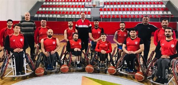 Tekerlekli  Sandalye Basketbolda Lig Başlıyor