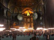 Ayasofya-i Kebir Camii Şerifi'nde Beraat Kandili sevinci