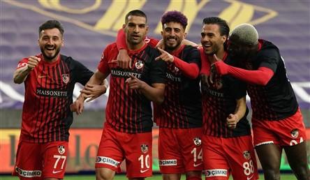 Denizlispor Gaziantep'i Geçemedi: GFK: 2 - Denizlispor 0