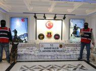 Jandarmadan PKK'nın finans kaynağına büyük darbe