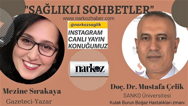 Doç. Dr. Mustafa Çelik İşitme Kaybı Hakkında Bilgilendirdi