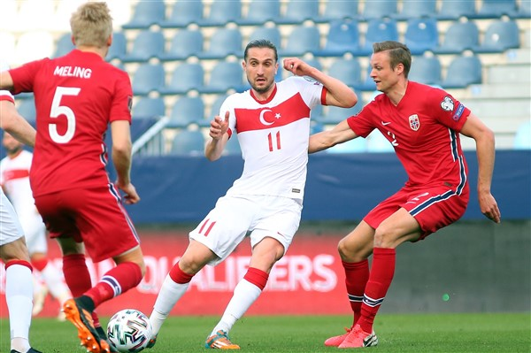 Bizim Çocuklar Norveç'i devirdi: Norveç 0 – 3 Türkiye