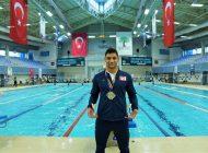 Şampiyon Yüzücüden 2 Gümüş Madalya