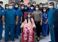 GAÜN Hastanesi Mucize Bir Kurtuluşa İmza Attı