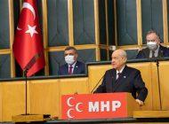 MHP'de  Milletvekili Taşdoğan'a Önemli Görev