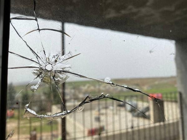 Çocuklar Ders Çalıştığı Sırada Eve Silahlı Saldırı Düzenlendi