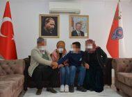 İkna Edilen Terörist Ailesiyle Buluştu