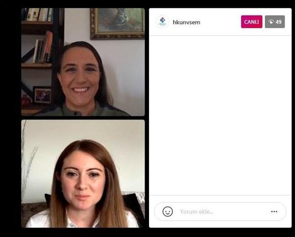 HKÜ'de,  Dijital Kültür' Konuşuldu