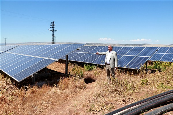 Çiftçiler Kendi Enerjilerini Üretiyor