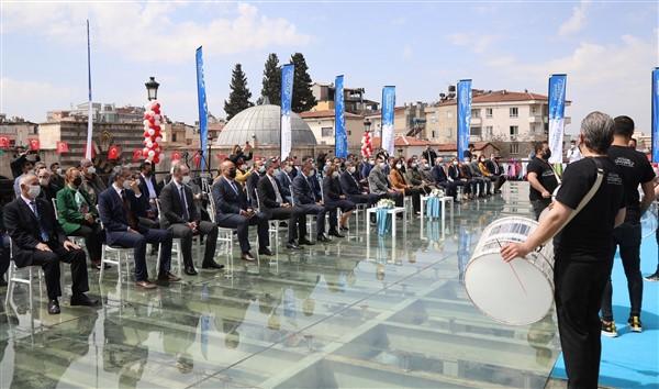 Büyükşehir Turizm Haftasını Kutluyor