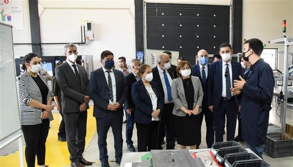 Gaziantep Büyükşehir Belediyesi İle GSO, Model Fabrika'da İş Birliğine Gidiyor