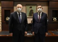 Gaziantep Milletvekili Nejat Koçer'den GSO'ya Ziyaret