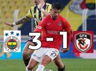 Gaziantep FK: Deplasmandan Yine Boş Döndü