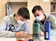 GKV Cemil Alevli Koleji'den Başarılı Proje