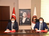 GSO İle Grand Hotel Gaziantep Arasında İş Birliği Protokolü