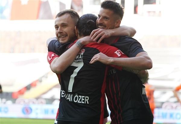 Gaziantep FK İç Saha Serisini Sürdürmek İstiyor