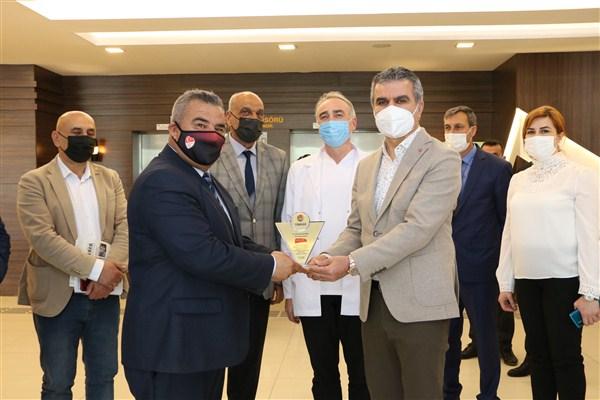 Medical Park Gaziantep Hastanesi'nde Futbol Tarihi'ne Yolculuk