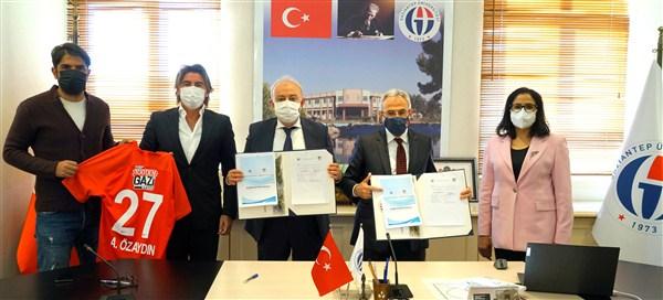 Prof. Dr. Özaydın: Gaziantep'i Olimpiyat Merkezi Yapacağız