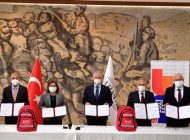 Gaziantep'te Afet Farkındalık Eğitim İşbirliği Protokolü İmzalandı