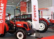 Başak Traktör ve MST İş Makinaları Gap Tarım Fuarı'nda