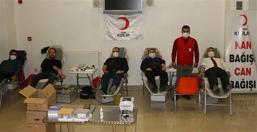 Mühendislerden kan bağışı kampanyasına ilgi