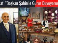 """Balat: """"Başkan Şahin'le Gurur Duyuyorum"""""""