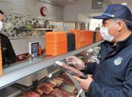 Şehitkamil'de Ramazan öncesi denetimler aralıksız sürüyor