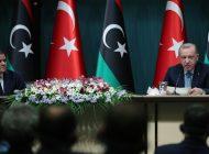 """Cumhurbaşkanı: """"(Libya) Milli Birlik Hükümeti'ne her türlü desteği vermeye devam edeceğiz"""""""