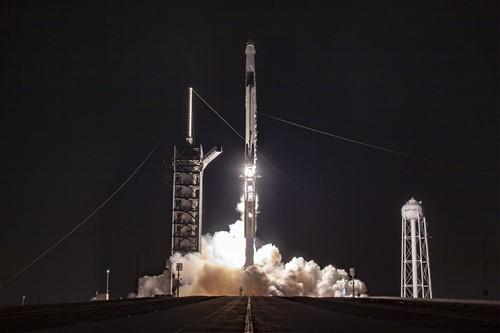 SpaceX 60 Starlink uydusunu daha yörüngeye gönderdi