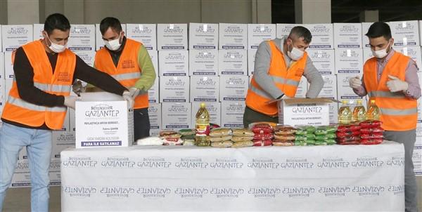 Gaziantep'te Ramazan Ayında 100 Bin Aileye Ulaşılacak