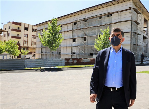 Şehitkamil'de 3 Aya Kadar 6 Kütüphane Hizmete Açılacak