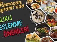 Büyükşehir'den Bayram Öncesi Sağlıklı Beslenme Uyarısı!
