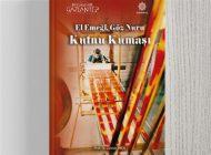Kutnu Kumaşı Kitabı Elektronik Ortamda Yayımlandı