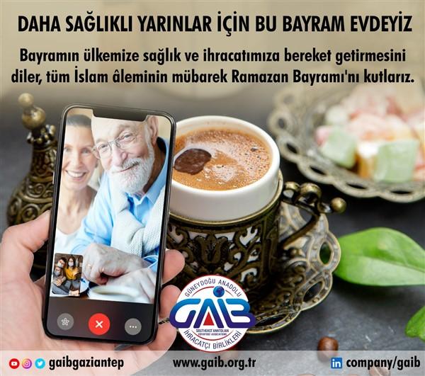 GAİB Ramazan Bayramınız Kutlu olsun