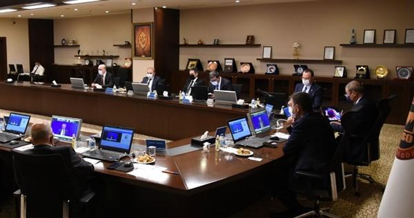 GSO, TOBB Delegeleri TOBB Genel Kurulu'na ONLİNE Katıldı