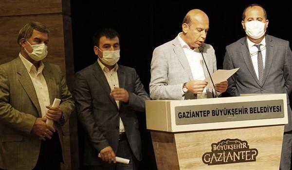 Gaziantep Büyükşehir Belediye Meclisi'nden İsrail'e Kınama