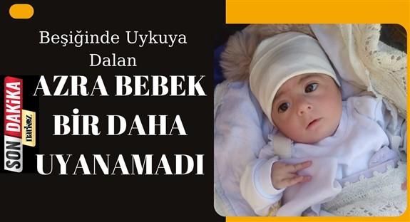 Gaziantep'te 7 aylık bebek hayatını kaybetti