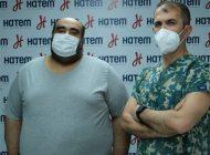 230 Kilodayken Obezite Ameliyatı Oldu Rekor Seviyede Kilo Verdi