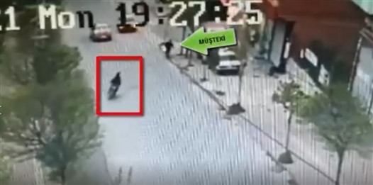 Kapkaççı üç hırsız  tutuklandı